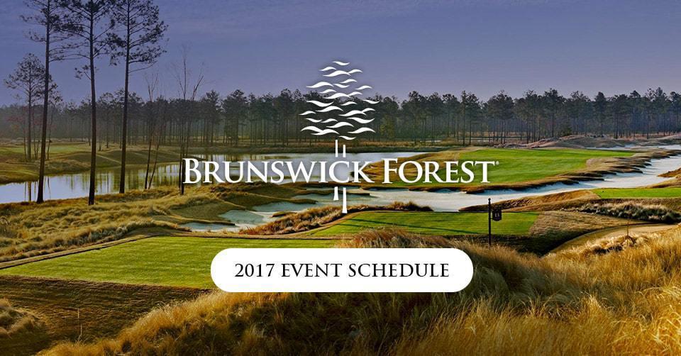 Brunswick Forest Event Schedule