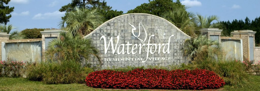 Where We Build: Waterford of the Carolinas