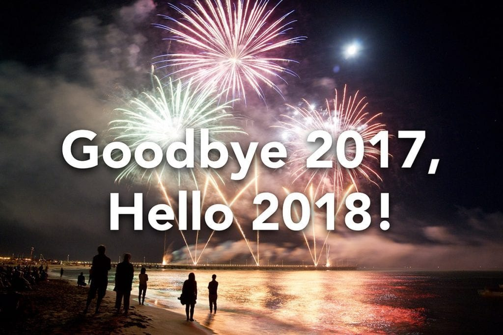 Celebrating 2017