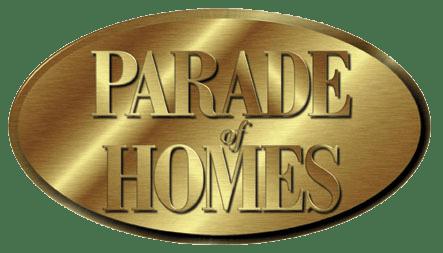 Gold Parade of Homes logo