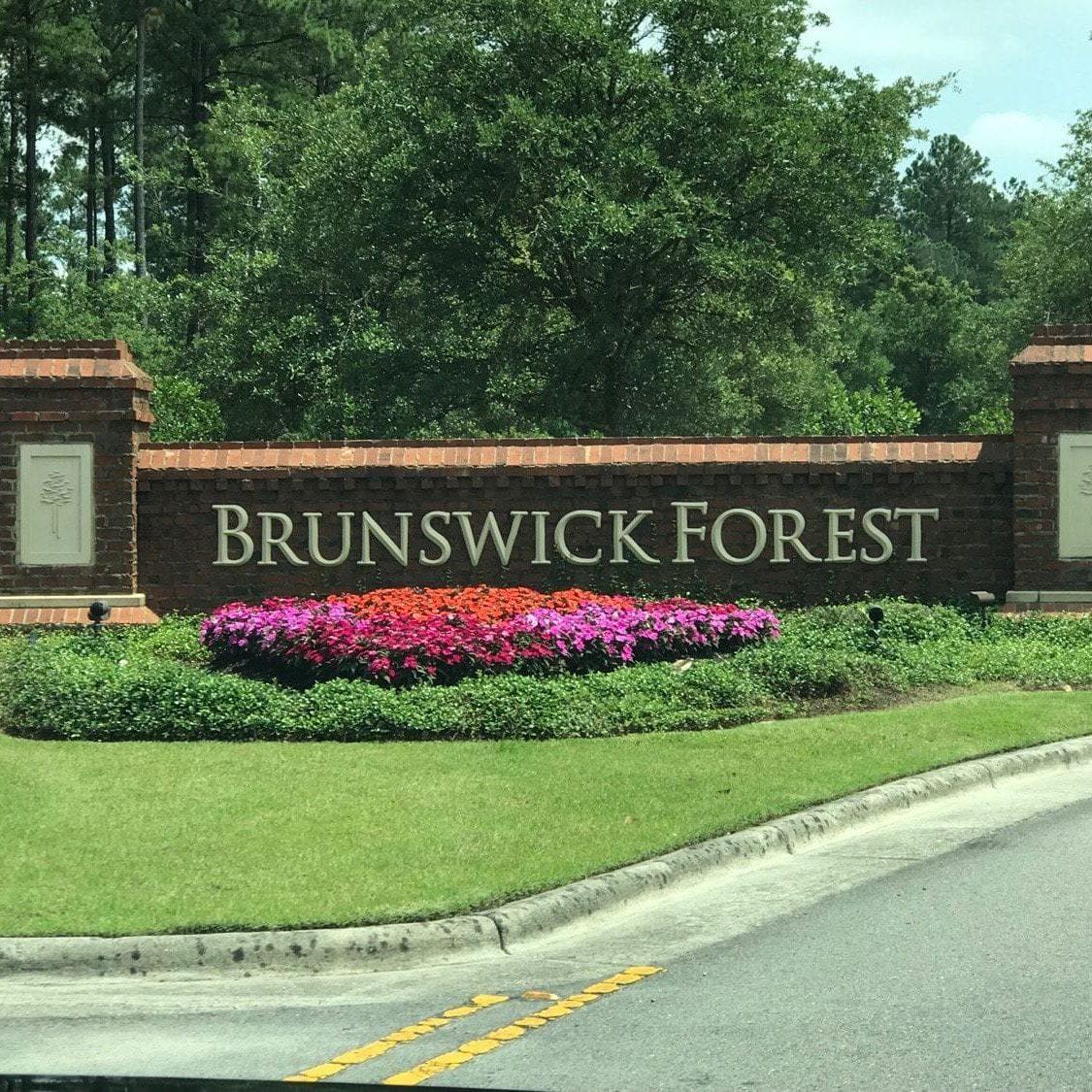 Brunswick sign