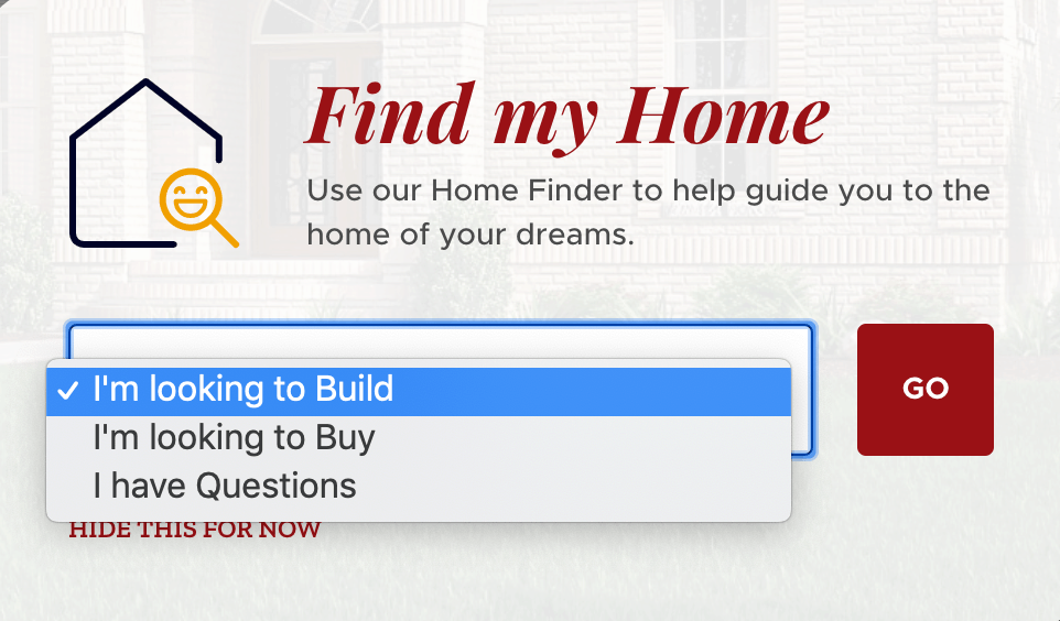 FindmyHome_Options