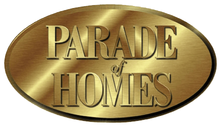 Gold Parade of Homes logo